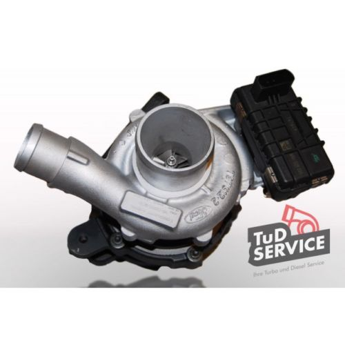 12 Ford Transit 2 2tdci 280s Swb: Turbolader Ford Transit Tourneo Duratorq 2,2 TDCi 92kw