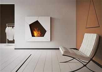 Bio-Fireplace