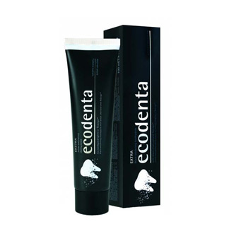 Ecological WHITENING Toothpaste with Charcoal and Teavigo